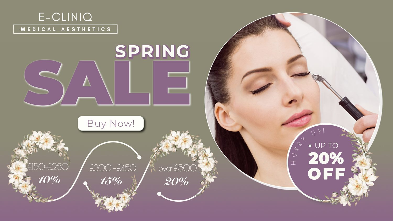 Sale Spring April 2021 Ecliniq Offer